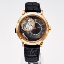 Harry Winston Midnight Rose gold 47mm Black United States of America, Florida, Sarasota