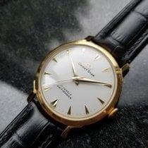 Orient Or/Acier 34mm Remontage manuel occasion