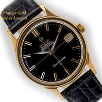 Omega Constellation Oro amarillo 34mm