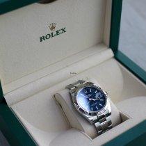 Rolex Datejust Acero 41mm Azul Sin cifras España, Gijón, Asturias