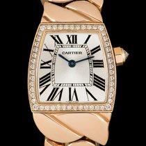 Cartier La Dona de Cartier Oro rosado 22mm Plata Romanos