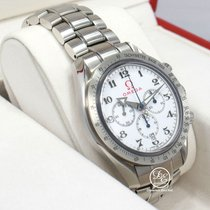 Omega Speedmaster Broad Arrow Steel 42mm White Arabic numerals United States of America, Florida, Boca Raton