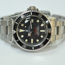 Rolex 1665 Staal 1974 Sea-Dweller 40mm tweedehands
