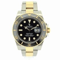 Rolex Submariner Date Acero y oro 40mm