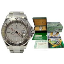 Rolex Yacht-Master 40 Platinum 40mm United States of America, North Carolina, Charlotte