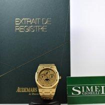 Audemars Piguet Royal Oak Perpetual Calendar Gelbgold 39mm Gold