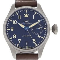 IWC Big Pilot IW501004 new