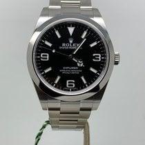 Rolex Explorer 214270 Új Acél 39mm Automata