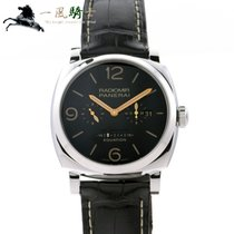 Panerai Special Editions Steel 48mm Black