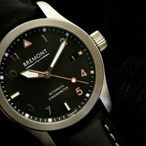 Bremont Steel Automatic new Solo