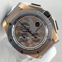 Audemars Piguet Royal Oak Offshore Chronograph 26210OI.OO.A109CR.01 Very good Rose gold Automatic United States of America, Pennsylvania, Richboro