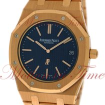 Audemars Piguet 15202OR.OO.1240OR.01 Roségoud Royal Oak Jumbo 39mm tweedehands
