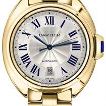 カルティエ (Cartier) Cle De Cartier Automatic 40mm WGCL0003