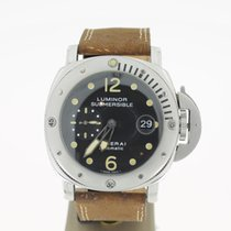 Panerai Luminor Submersible 44mm (B&P2001) Titan Automatic+STE...