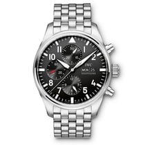 IWC IW377710 Steel Pilot Chronograph 43mm new United States of America, Pennsylvania, Holland