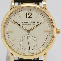 A. Lange & Söhne Yellow gold 37mm Automatic 301.021 pre-owned