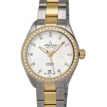 Alpina Comtesse Automatic Ladies Watch – AL-525STD2CD3B