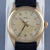Rolex T.Eaton's 1/4 Century Club Oyster Precision 14k Yellow Gold