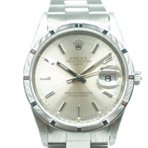 Rolex Oyster Perpetual Date Silver Dial