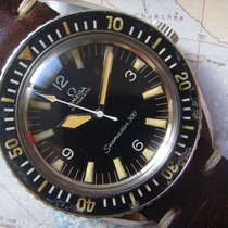 Omega 1967 Seamaster 300 Sword Hands with original bezel