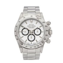 Rolex Daytona Inverted 6 Chronograph Stainless Steel Men's...