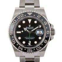 Rolex Gmt-master II 40mm In Acciaio Ref. 116710ln