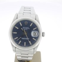 Rolex Oyster Perpetual Date 34mm BlueDial (BOXonly1994)...