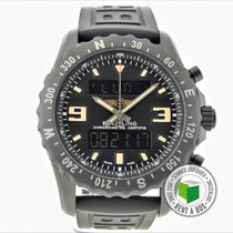 Breitling Chronospace Military pre-owned 47mm Steel