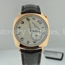 Vacheron Constantin Historiques Rose gold 40mm Silver Arabic numerals United States of America, California, Beverly Hills