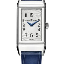 Jaeger-LeCoultre Reverso Duetto Steel 20mm Silver