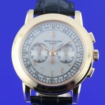 Patek Philippe Chronograph complete set looks unworn
