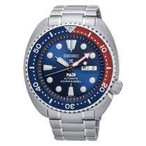 Seiko Men's SRPA21K1 Prospex Diver Turtle Stainless Steel