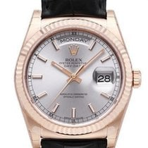 Rolex Day-Date Rosegold 118135 NEW