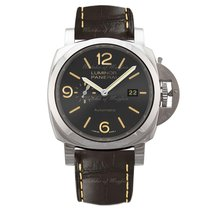 Panerai Luminor Due Steel 45mm Grey United Kingdom, London