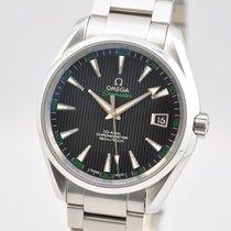 Omega Aqua Terra Black Green 41.5mm Automatic