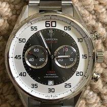 TAG Heuer Carrera Calibre 36 new 2018 Automatic Chronograph Watch with original box and original papers car2b11.ba0799