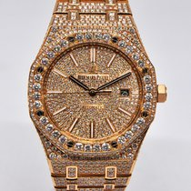 Audemars Piguet Royal Oak Afetr Setting Diamond