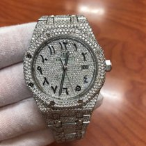 Audemars Piguet Royal Oak Iced Out Full Diamonds