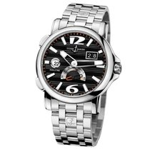 Ulysse Nardin Dual Time 243-55-7/62 pre-owned