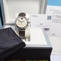 IWC Da Vinci Perpetual Calendar Chronograph, UNGETRAGEN, B&P,...
