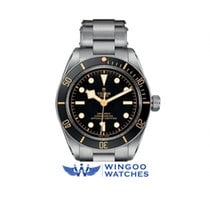 Tudor M79030N-0001 Stahl 2019 Black Bay Fifty-Eight 39mm neu