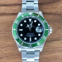 Rolex 16610LV Acero Submariner Date 40mm