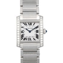 Cartier Tank Française 30.40mm Silver United States of America, California, San Mateo