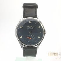 NOMOS Steel 35,5mm Automatic 1205 new