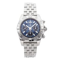 Breitling Chronomat 41 Steel 41mm Blue No numerals United States of America, Pennsylvania, Bala Cynwyd