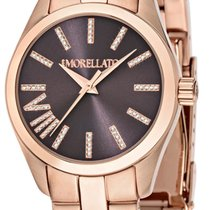 Morellato Gold/Steel 32mm Quartz R0153132501 new