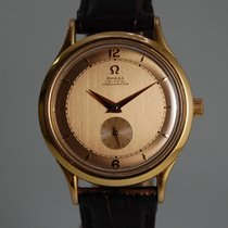 Omega Museum Yellow gold