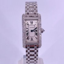 Cartier Tank Américaine WB7018L1 pre-owned