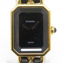 Chanel Steel 20mm Quartz H0001