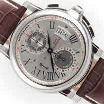 Montblanc Steel 41mm Automatic PB138767 pre-owned
